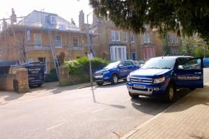 Site & Vans